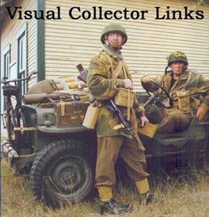 WWII British Military Surplus, WWII British Tommy Books